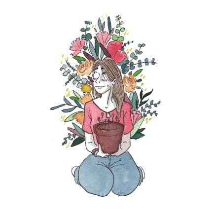Flowergirlinsta